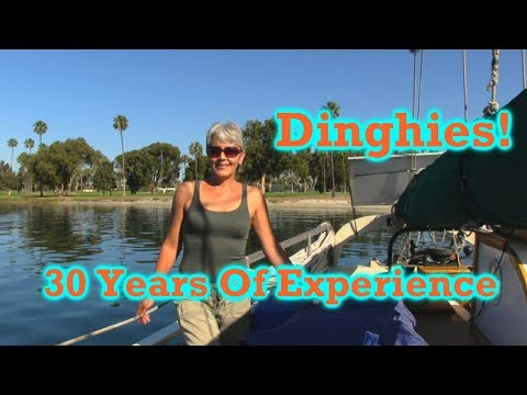 Dinghies!  What Type?- Sharing What We've Learned  Pt. 1