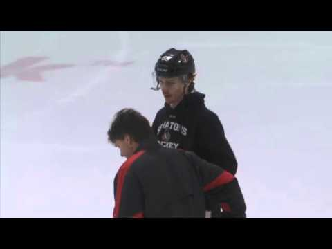 Erik Karlsson skating - CBC News - 4/8/13