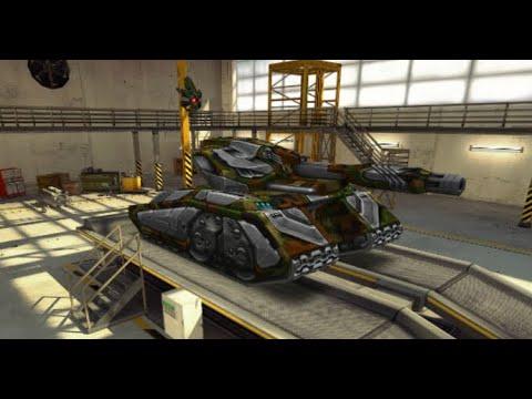 Tanki Online Gameplay Video #52: Shaft/Mammoth--Potdindy Noob Mult