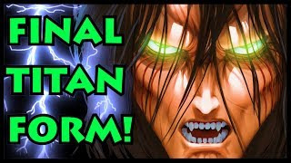 Gambar cover How Strong is Eren's NEW Titan Form? (Attack on Titan / Shingeki no Kyojin New Eren Transformation)