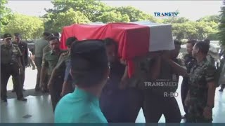 Istri Pahlawan Nasional Bung Tomo Meninggal