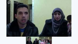 Gaza Youth Session