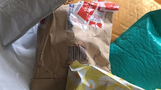 LIVE UNBOXING PACKAGES FROM POPULAR SLIMERS!! AND MORE STUFF I ORDERED!!