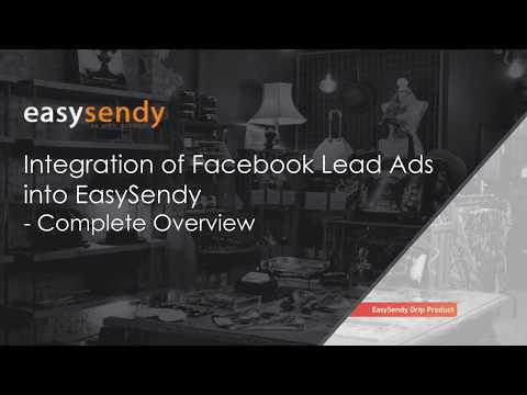 How to automatically send Drip Emails to Facebook Leads?