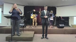 May 9th Worship Service