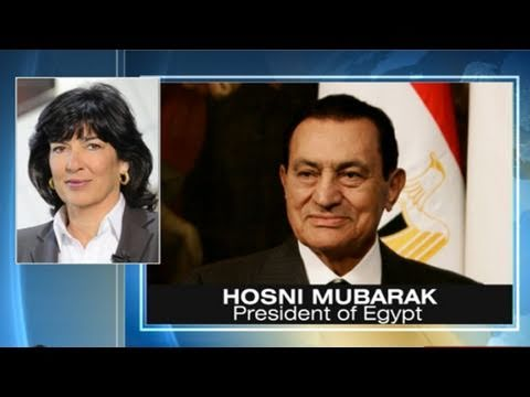 Exclusive!: Hosni Mubarak Remarks on Barack Obama, US; Christiane Amanpour Interviews 2/4/2011