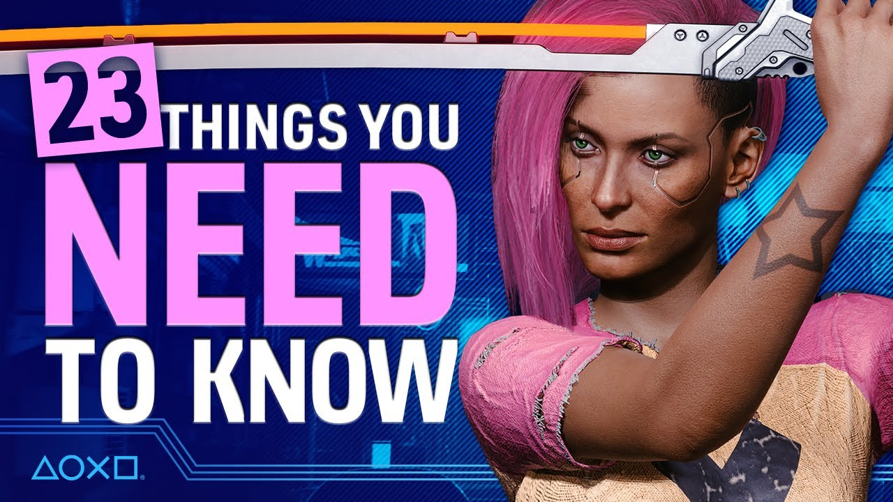 Cyberpunk 2077 - 23 Things You Need To Know Before You Play thumbnail