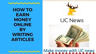 This video contains some information about content writing, how to publish articles in uc we media or news app. and register on website explai...