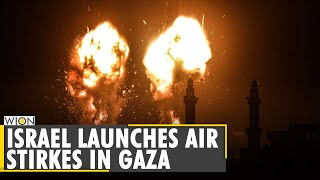 Israel launches airstrikes on Gaza in response to 'incendiary balloons' | West Asia | English News