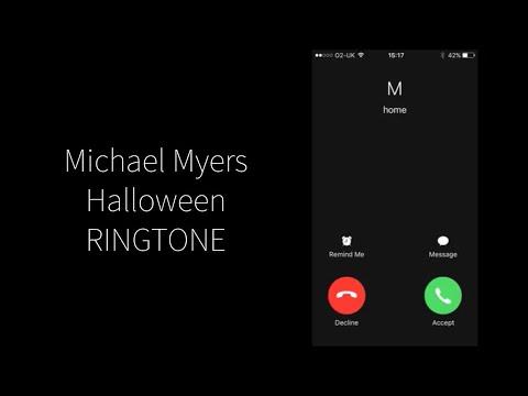 Micheal Myers Halloween Ringtone