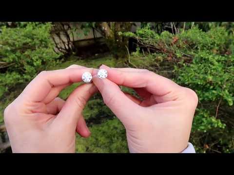 Amora Challenge:  Eternity H&A vs $45K H&A Diamond
