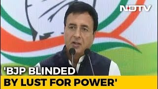 """""""Governor Acted As Amit Shah's Hitman In Maharashtra"""": Congress Has 10 Questions"""