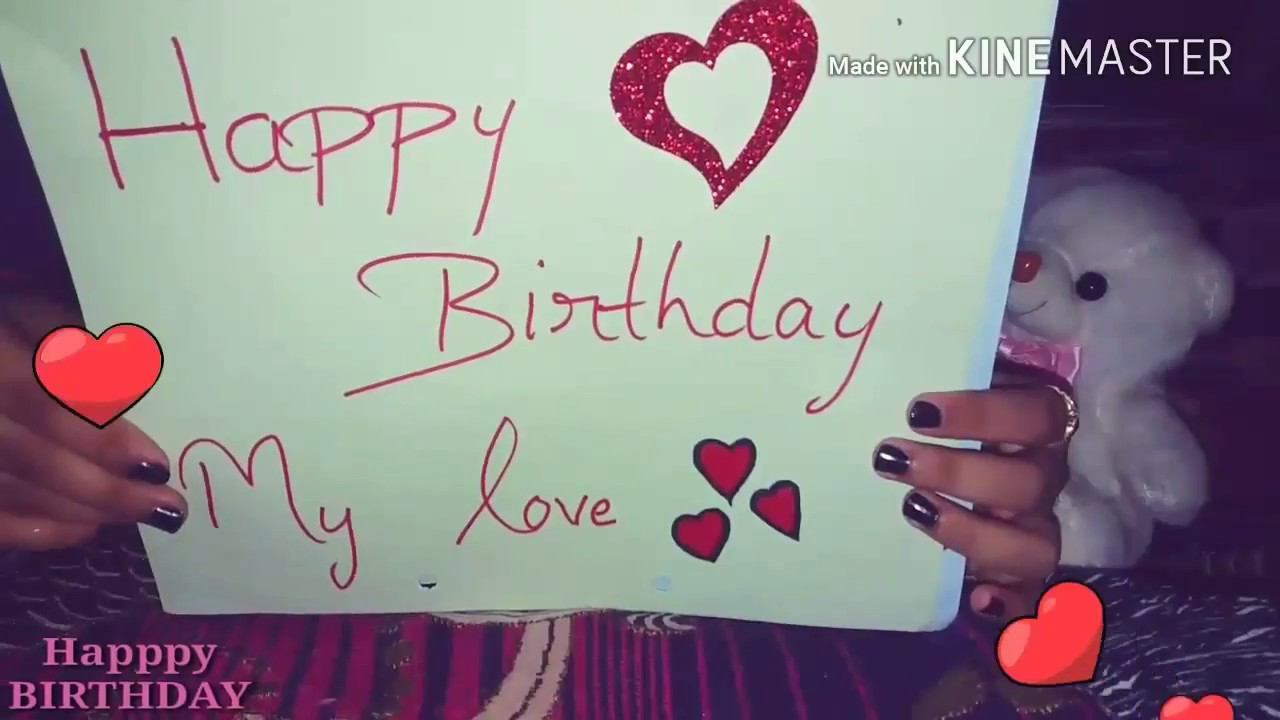 120 Cute Birthday Messages To Impress Your Girlfriend