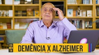 Infarto de de alzheimer demência vs múltiplo doença