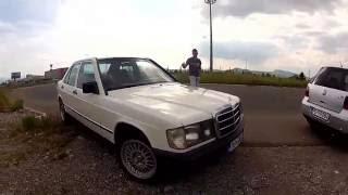 1984 Mercedes-Benz 190D Short Video POV