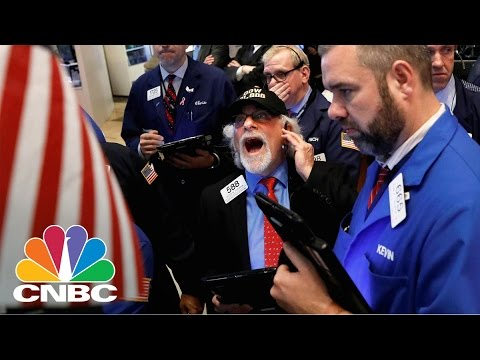 Stocks Rebound After NBC Reports House Pulls Health-Care Bill   CNBC