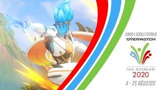 Overwatch 2020 Yaz Olimpiyatları | 5 - 25 Ağustos