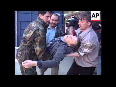 Download Bosnia - Sniper Attack In Sarajevo
