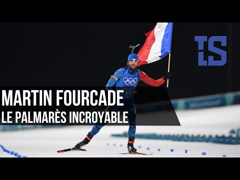 Martin Fourcade : Une Légende Du Sport Raccroche.