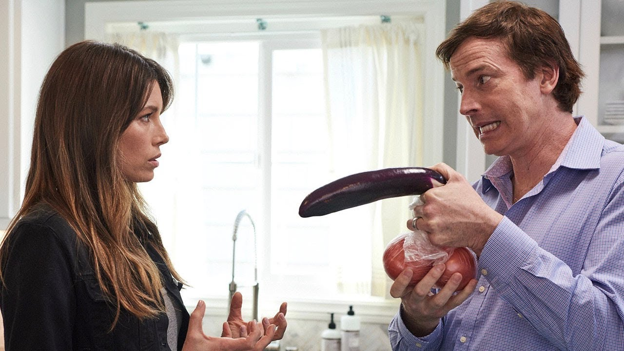 Jessica Biel and Rob Huebel Talk Heat in the Kitchen