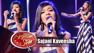 Sajani Kaveesha | Unuhuma Matama Didi (උණුහුම මටම දිදී ) | Dream Star Season 10.