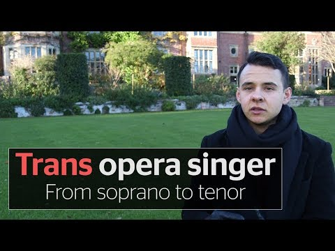 The Trans Opera Singer Who Went From Soprano To Tenor