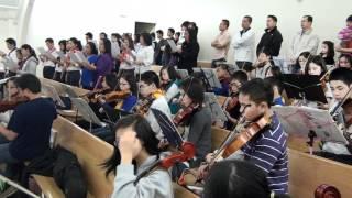 Lạy Chúa Trời Con - Ca Đoàn Thánh Tâm 20120310