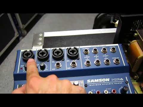 Amplificador integrado vs Etapa de potencia - LA ETAPA NO TIENE PREVIOS