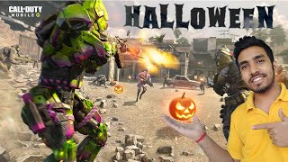 HALLOWEEN EVENT IN CALL OF DUTY MOBILE