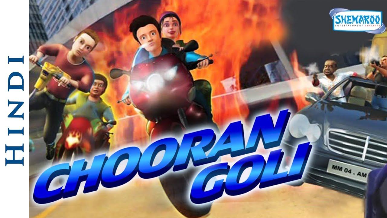 Chooran Goli (Hindi) - Popular Cartoon Movie for Kids - HD ...
