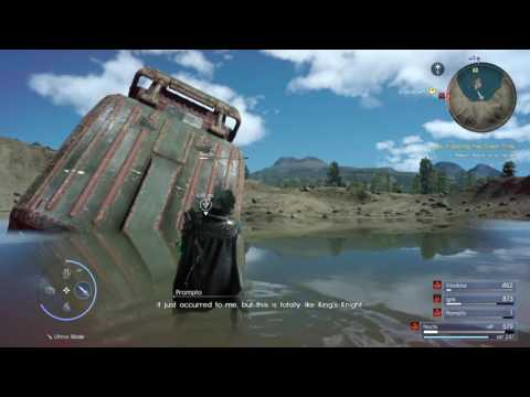 FINAL FANTASY XV # No Stopping the Great Stink
