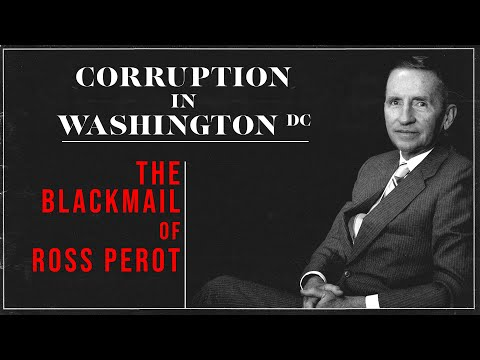The Blackmail of Ross Perot