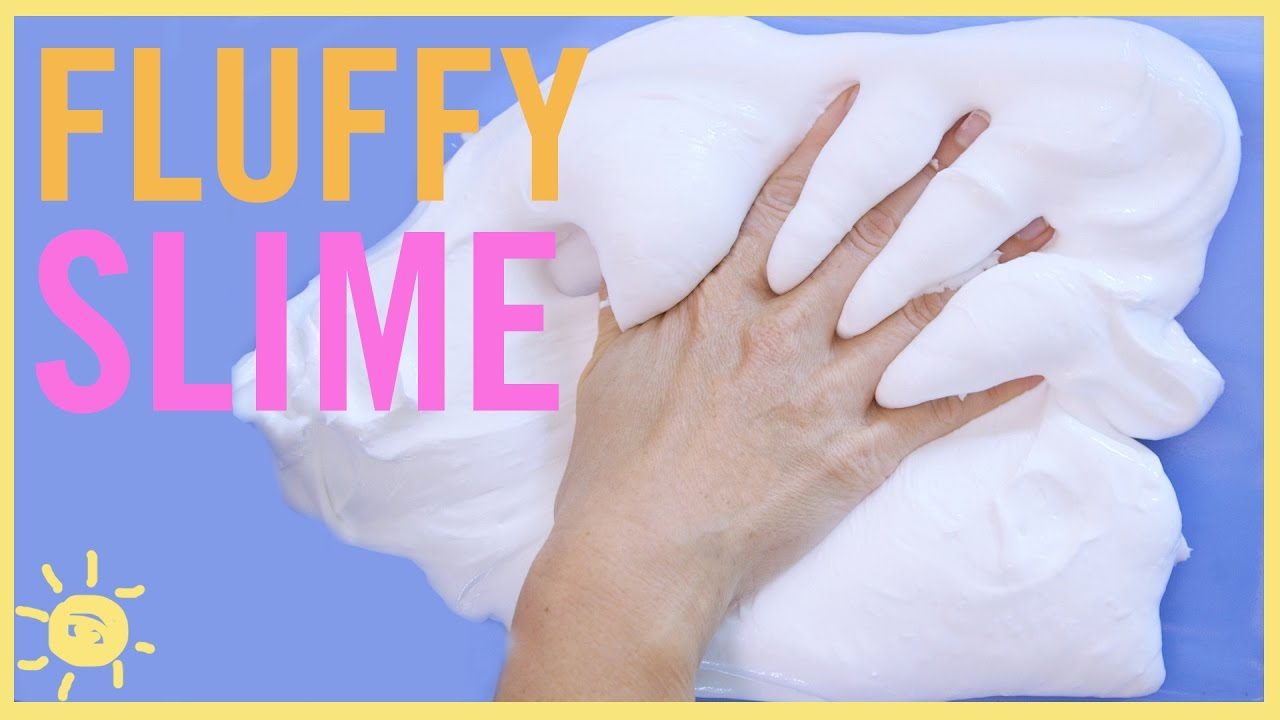 Diy  Fluffy Slime (best Recipe!!)