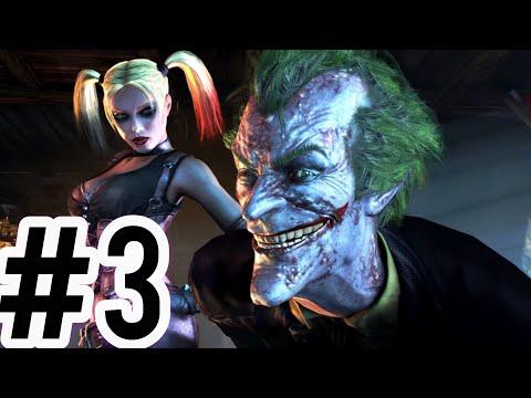 Batman: Return to Arkham - (Arkham City) Part 3 |