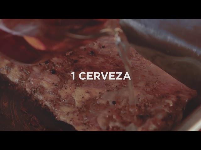 #SentíElSabor de esta receta de Costilla de Cerdo