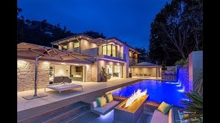 Private and Modern Oasis in Beverly Hills, California