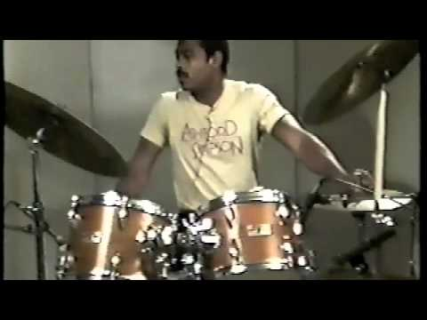 Yogi Horton Drum Lesson Funk/R&B