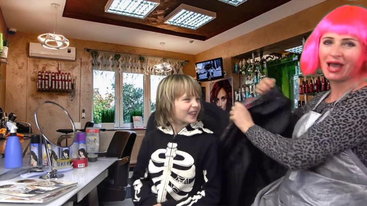 Taglio Capelli Parrucchieri Pazzi Hair Salon Giochi Video Per Bambini For Kids Canale Nikita