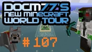 Docm77´s NEW Minecraft World Tour - Episode 107: Lighthearted thumbnail