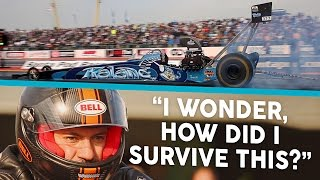 What It's Like To Drive An 11,000bhp Dragster