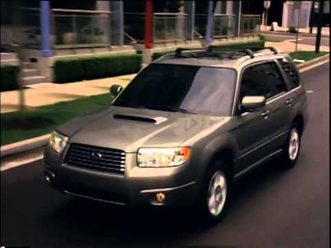 2004-2008 Subaru Forester Pre-Owned Vehicle Review