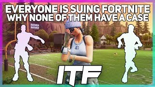 My Thoughts On People Suing Fortnite Over Dances (Fortnite Battle Royale)