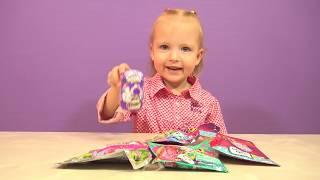 200 Сюрпризов Шопкинс, Май Литл Пони, Миньоны и много других игрушек. Video for kids