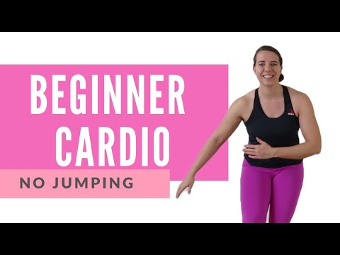 20 Minute Cardio Workout for Beginners to Lose Weight – Low Impact Fat Burning Cardio Exercises from YouTube · Duration:  22 minutes 46 seconds