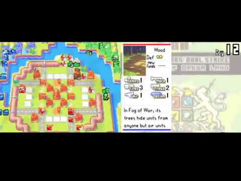 Advance Wars: Dual Strike: Why tag powers are broken