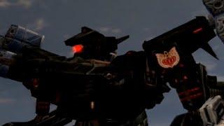 Destroy Crest Exclusive AC : Armored Core Nexus