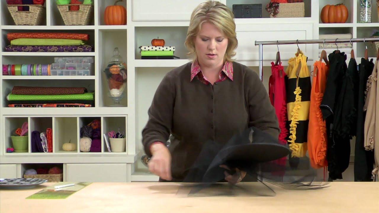 How to make a no sew ladybug costume for halloween youtube solutioingenieria Choice Image