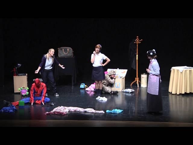 Supercalifragilistico el Musical, por la Compañía Fiestasur