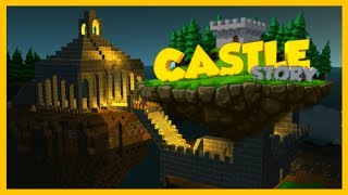 Castle Story - (Castle Building Strategy Game)