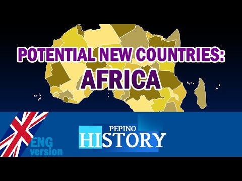 POTENTIAL NEW COUNTRIES: AFRICA